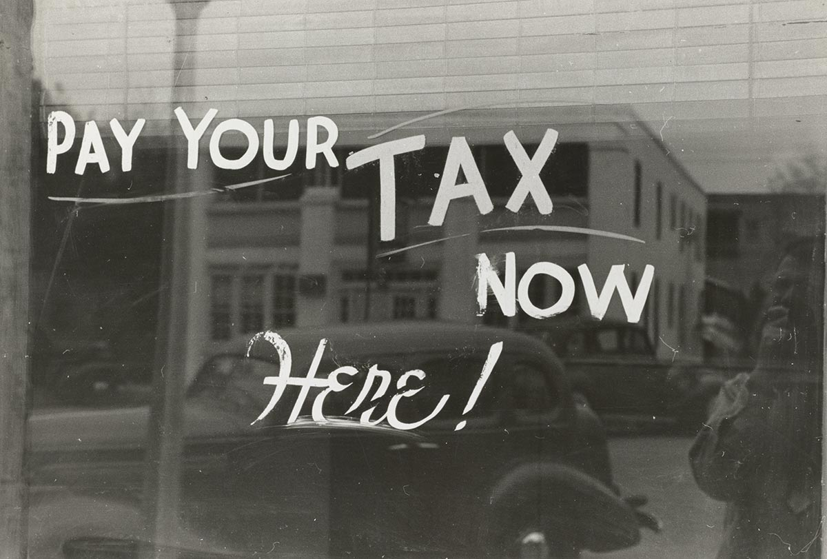 paying tax as a sole trader
